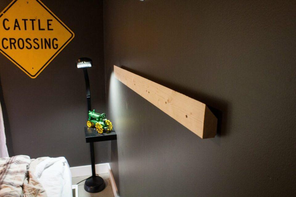 DIY Headboard: 3ten.ca