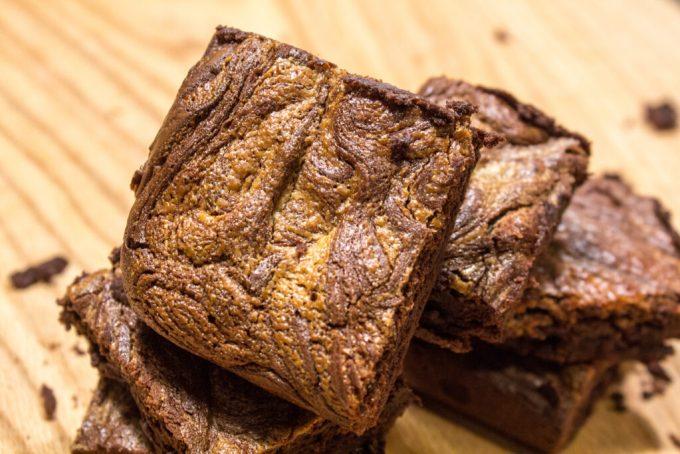 Chocolate Tahini Brownies: 3ten.ca