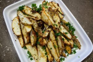 Baked Parmesan Fries: 3ten.ca