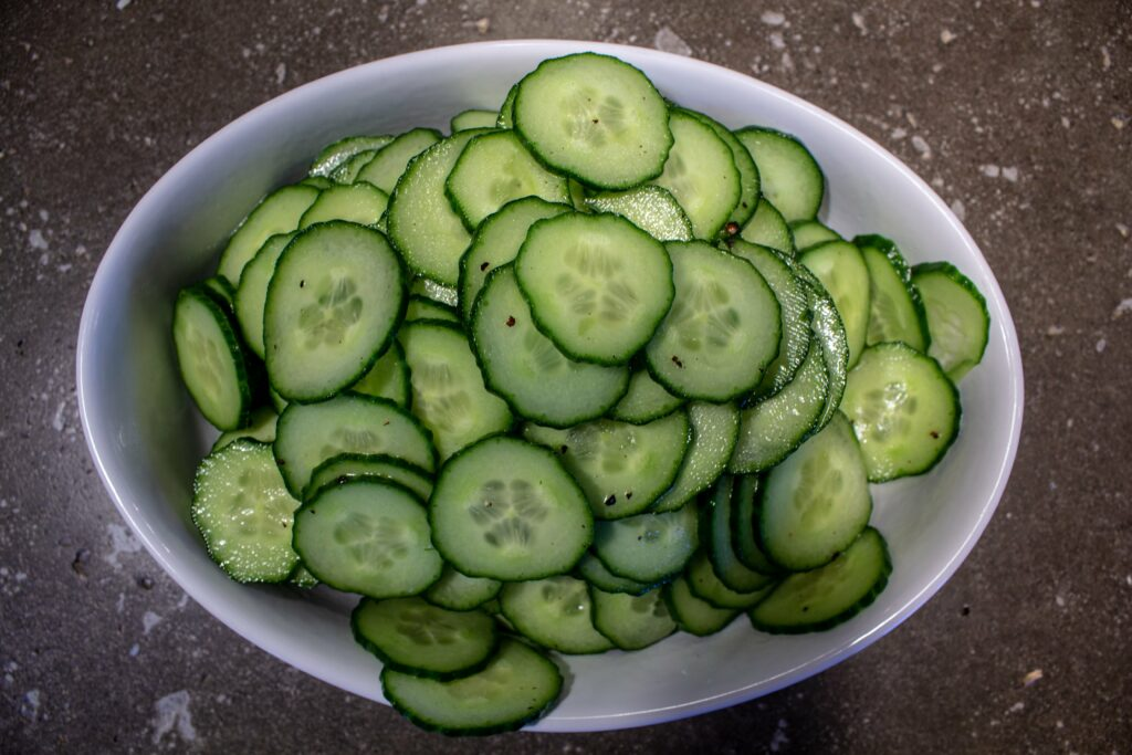 Recipe: Cucumber Salad