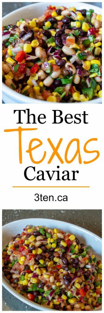 The Best Texas Caviar: 3ten.ca
