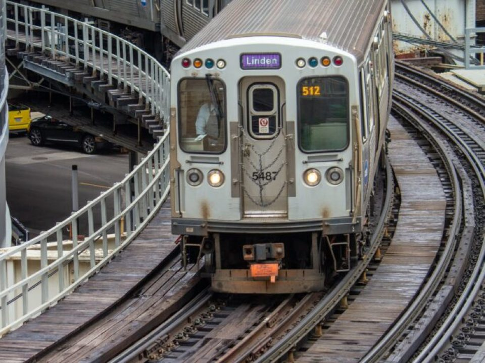 Chicago L Train: 3ten.ca