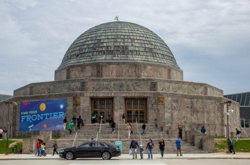 Adler Planetarium: 3ten.ca