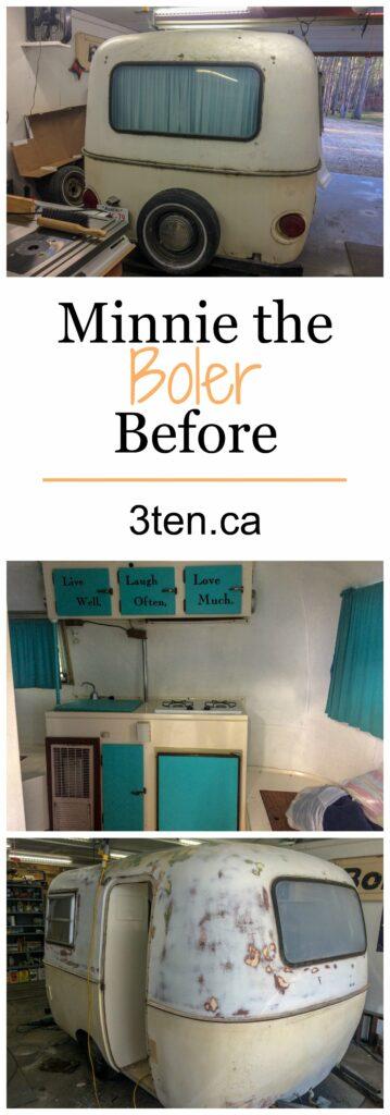 Minnie the Boler Before: 3ten.ca