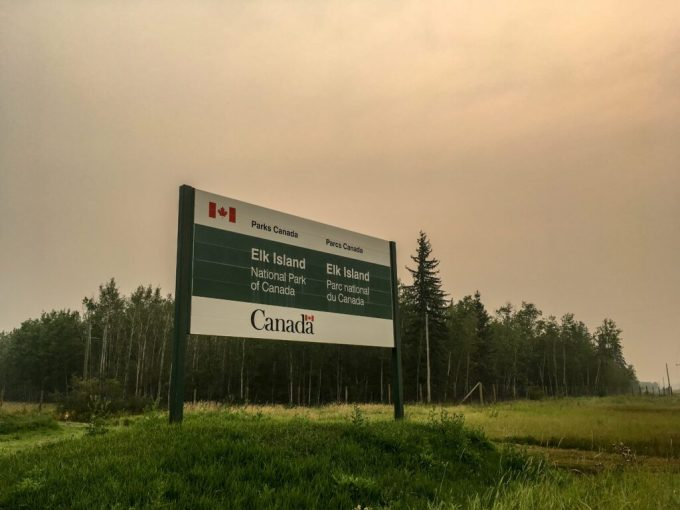 Elk Island Camping: 3ten.ca