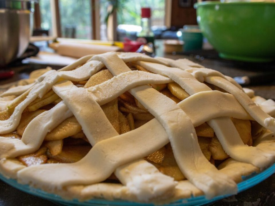 Gluten Free Apple Pie: 3ten.ca