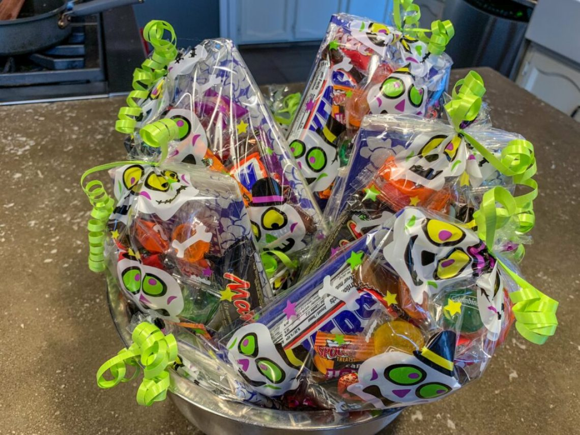 Treat Bags: 3ten.ca