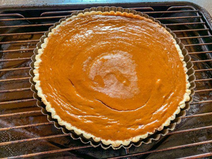 Pumpkin Praline Pie: 3ten.ca