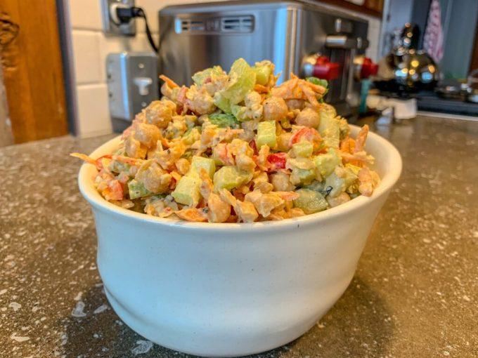 Chickpea 'Tuna' Salad: 3ten.ca
