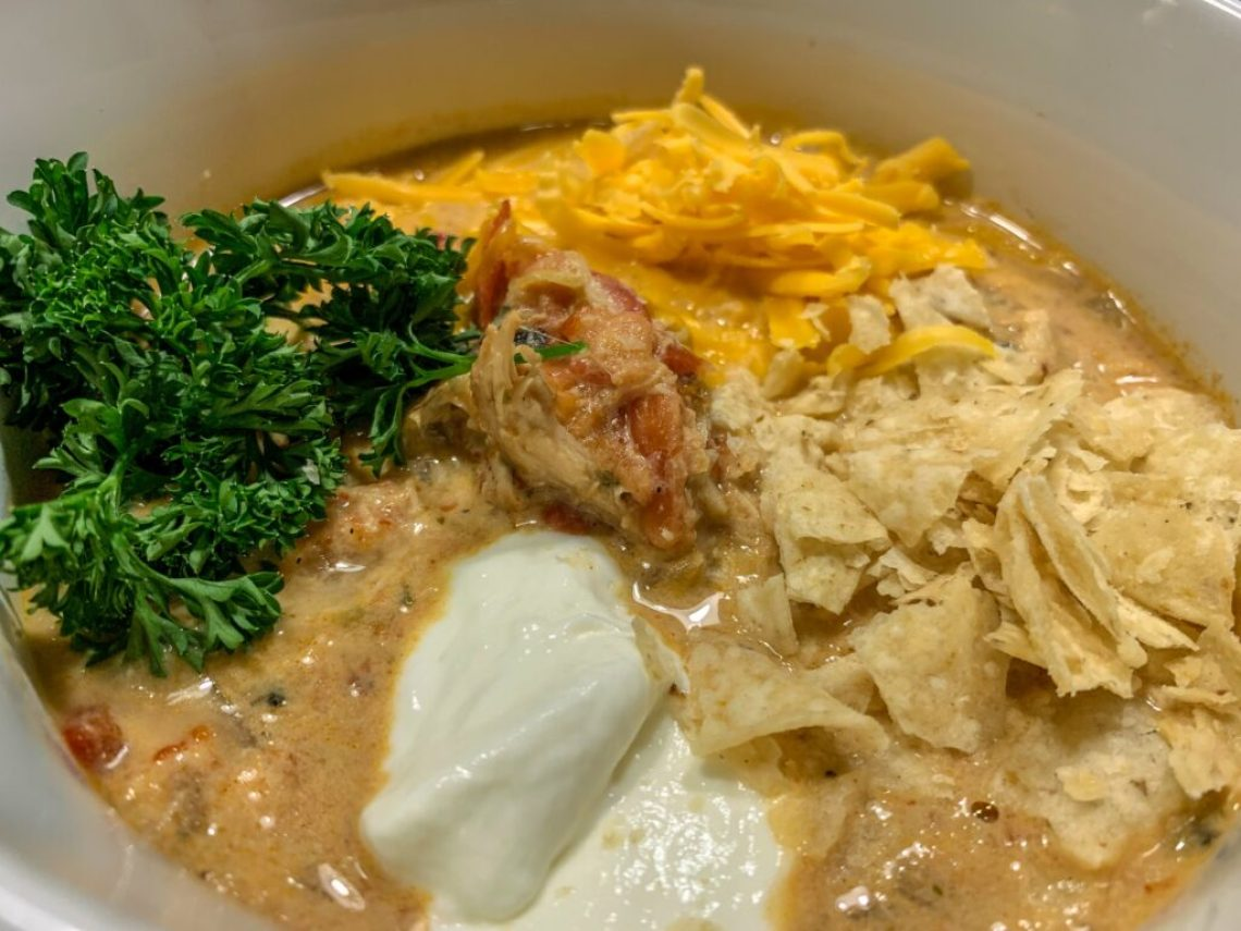 Mexican Chicken Soup: 3ten.ca