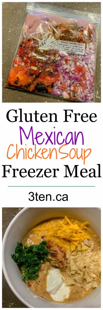 Mexican Chicken Soup: 3ten.ca