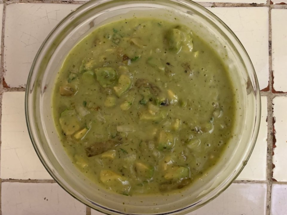 Green Sauce: 3ten.ca