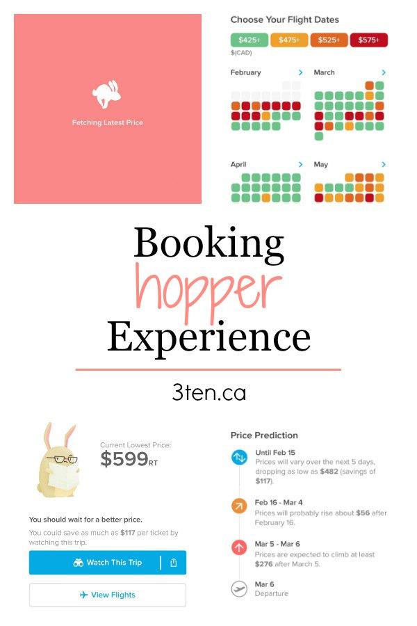 Hopper Experience: 3ten.ca