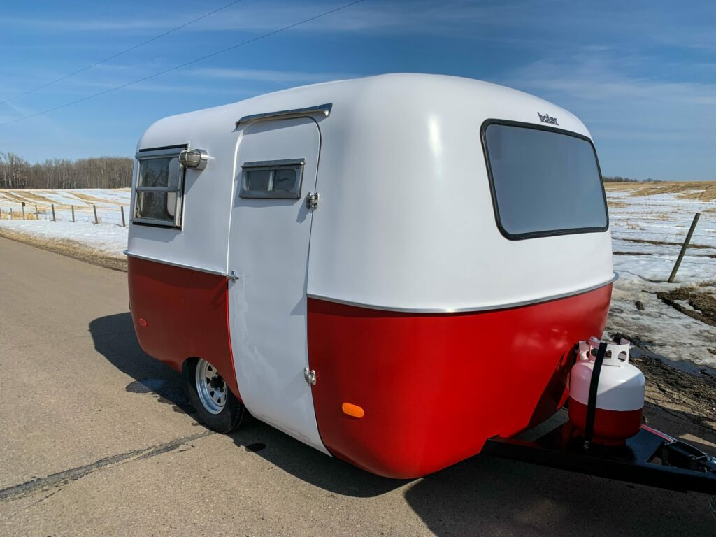 Project: My Ole Lady the Boler After