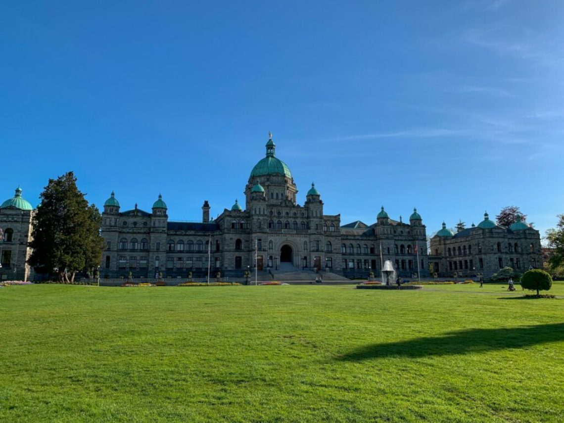 Parliament Buildings: 3ten.ca