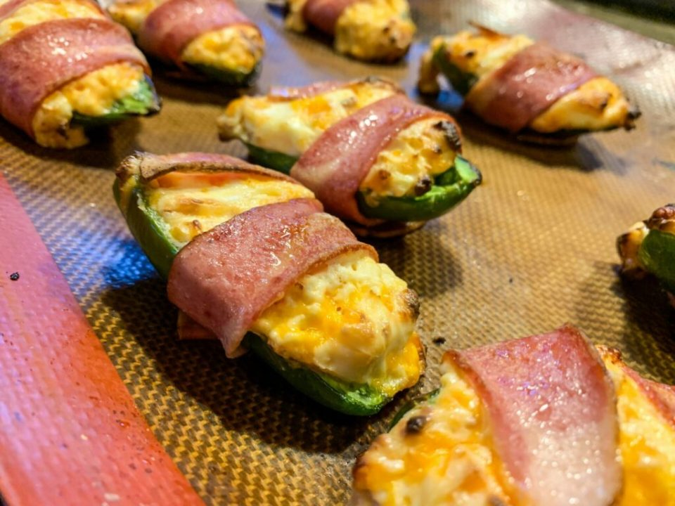 Jalapeño Poppers: 3ten.ca