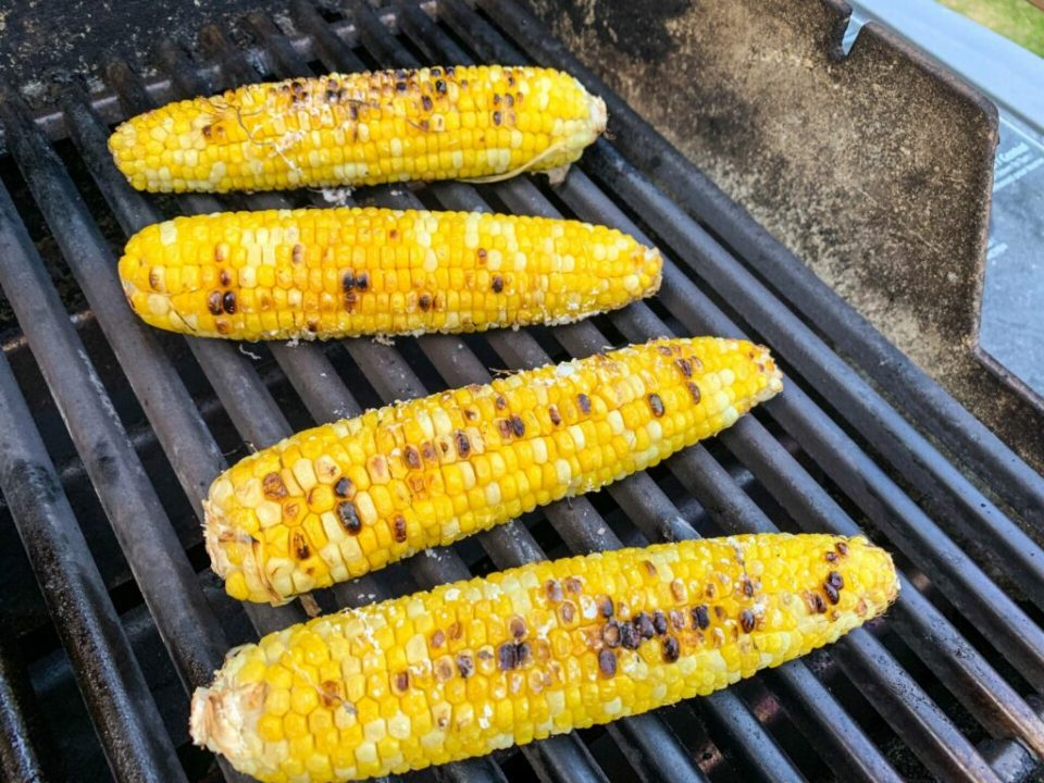 BBQ Corn: 3ten.ca