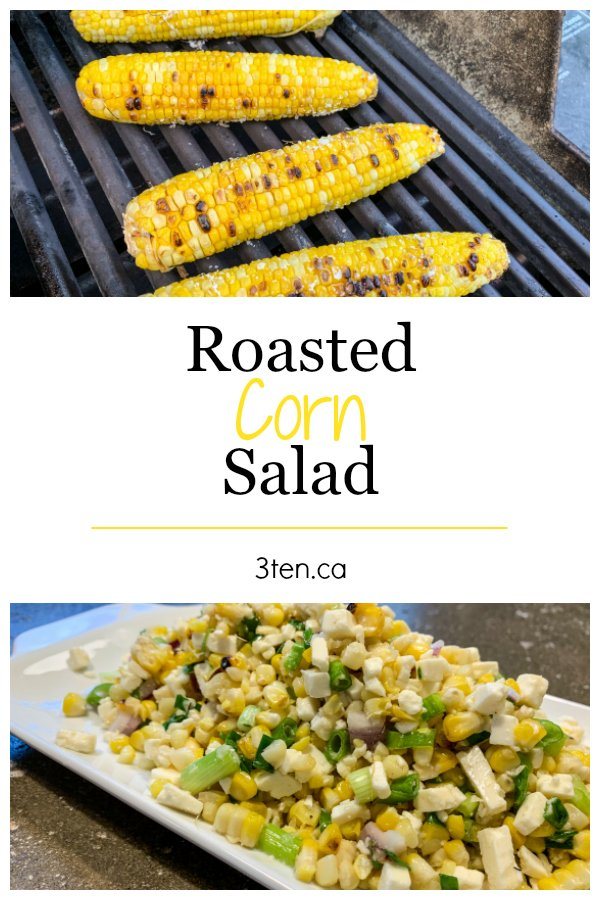 Roasted Corn Salad: 3ten.ca