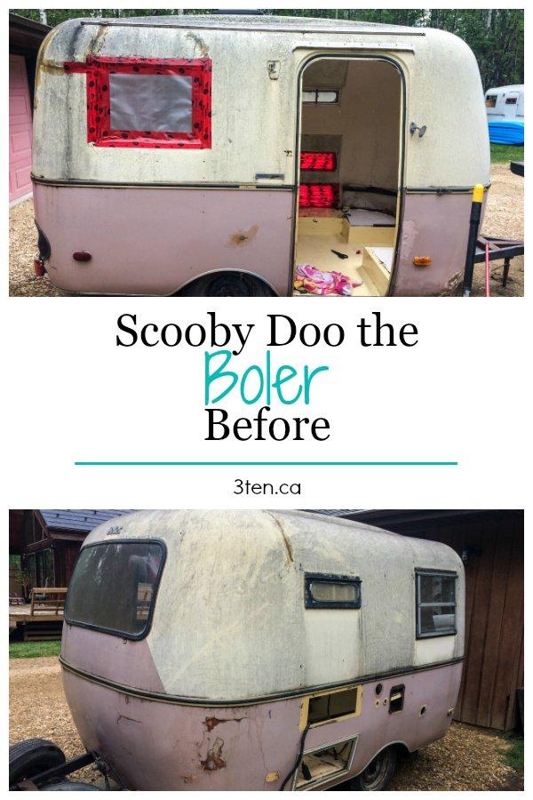 Scooby Doo the Boler Before: 3ten.ca