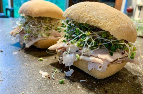 The Best Turkey Sandwiches: 3ten.ca