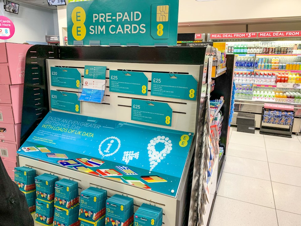 EE Pre-Paid Sim Cards: 3ten.ca