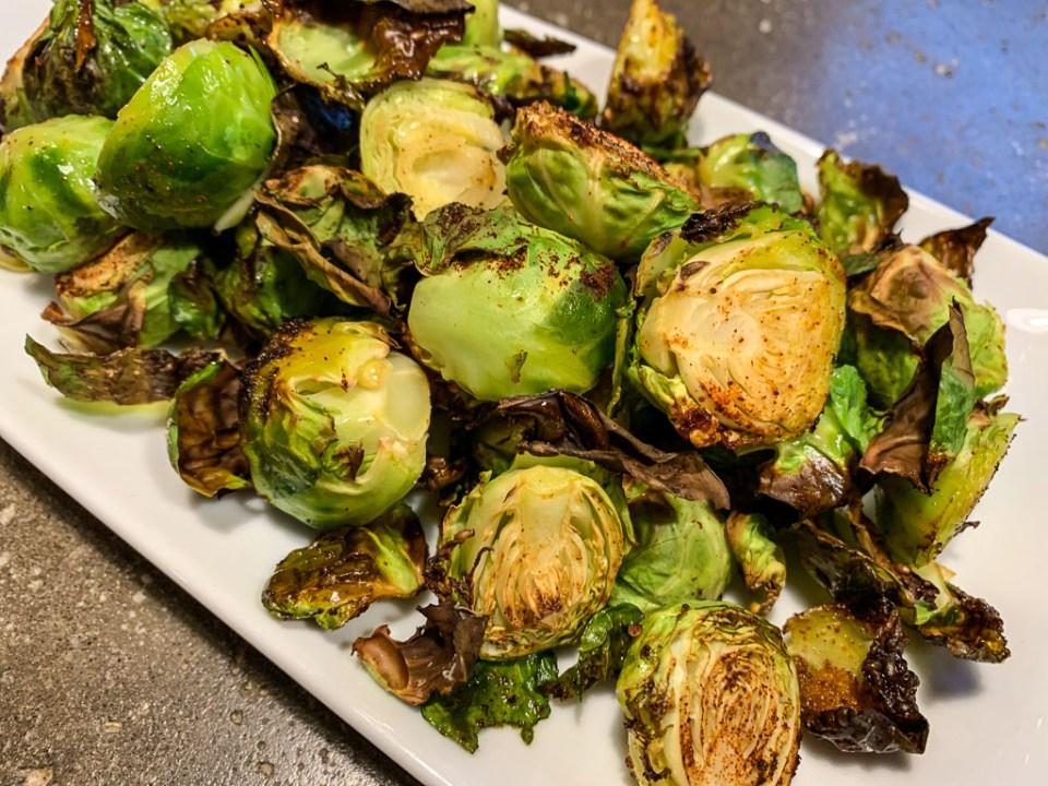 Mexican Brussel Sprouts: 3ten.ca
