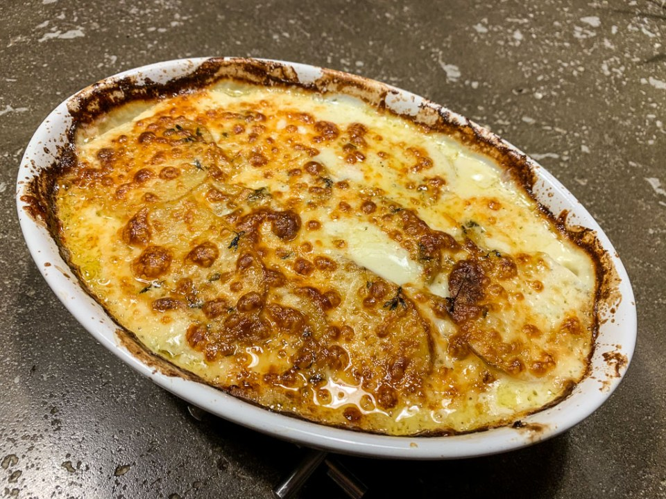 Potatoes au Gratin: 3ten.ca