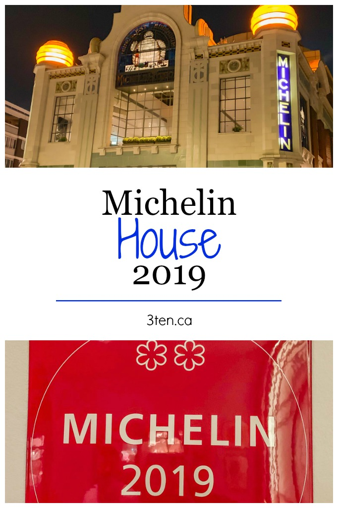 Michelin House: 3ten.ca