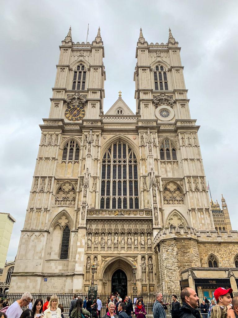 Westminster Abbey: 3ten.ca