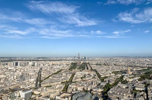 Montparnasse Tower Day Time: 3ten.ca