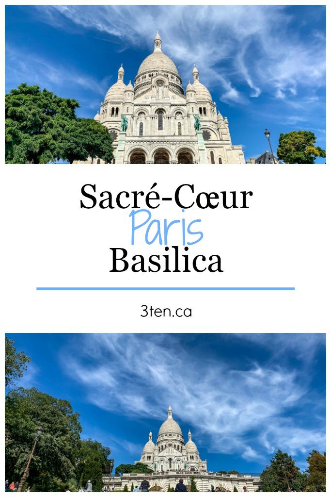 Sacré-Cœur Basilica: 3ten.ca
