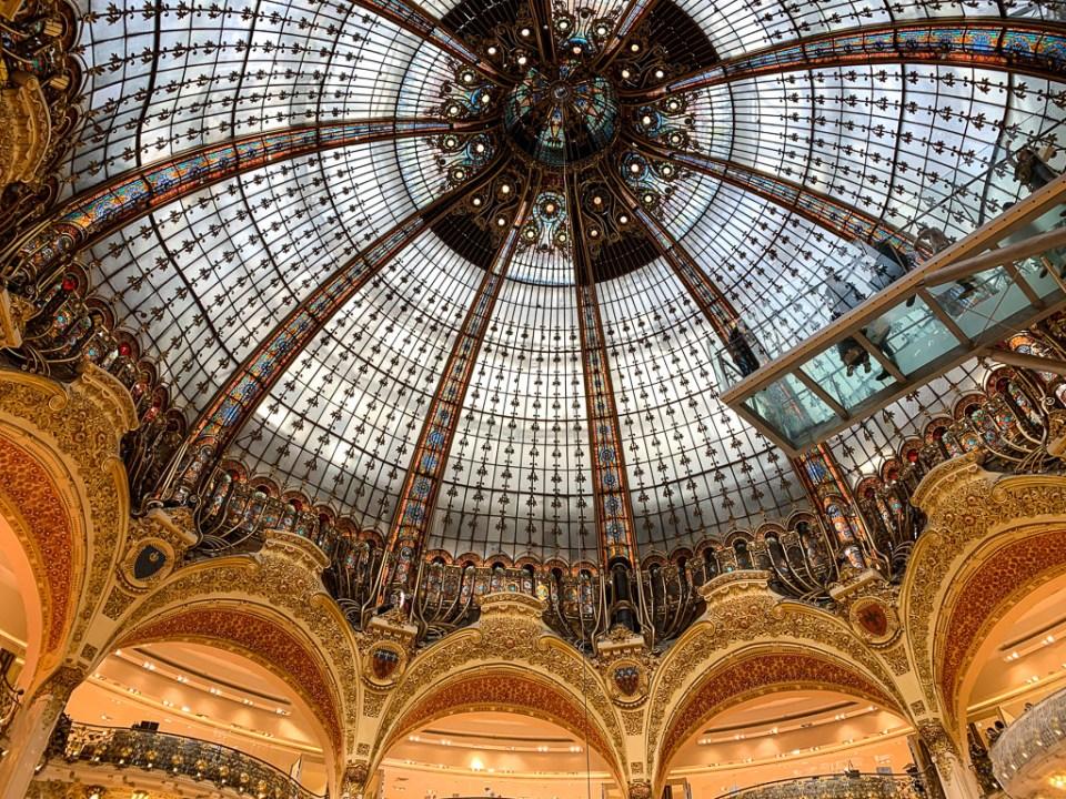 Galeries Lafayette: 3ten.ca