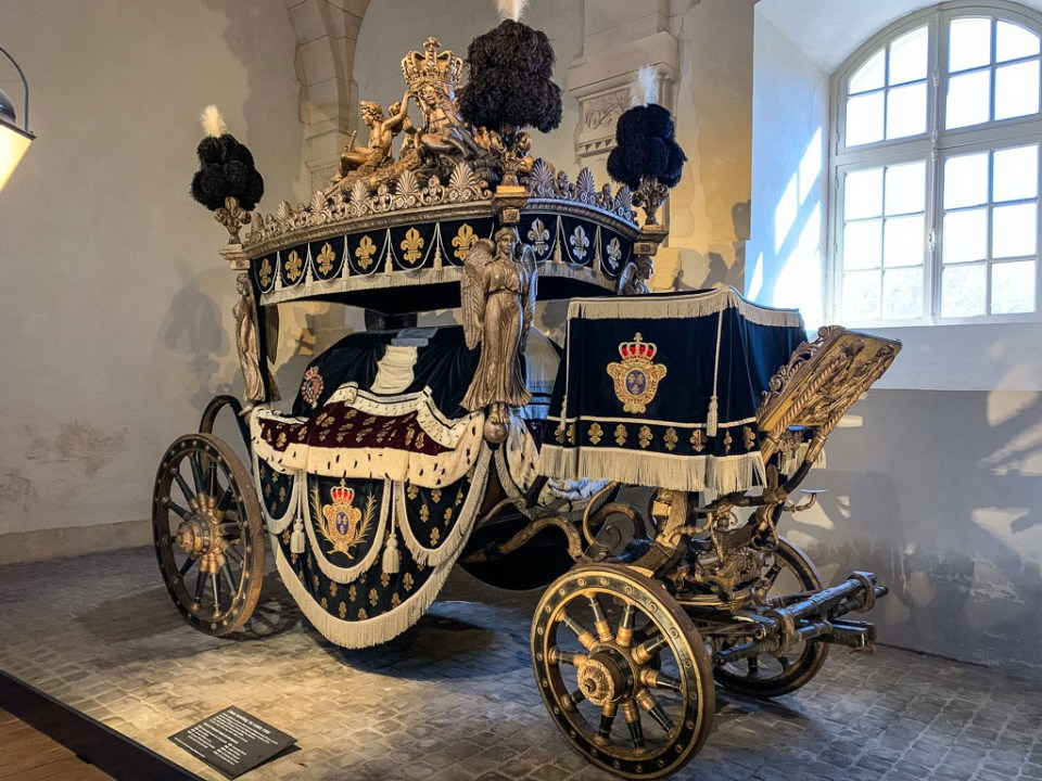 Louis XVIII Funeral Coach: 3ten.ca