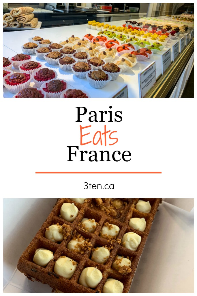 Paris Eats: 3ten.ca