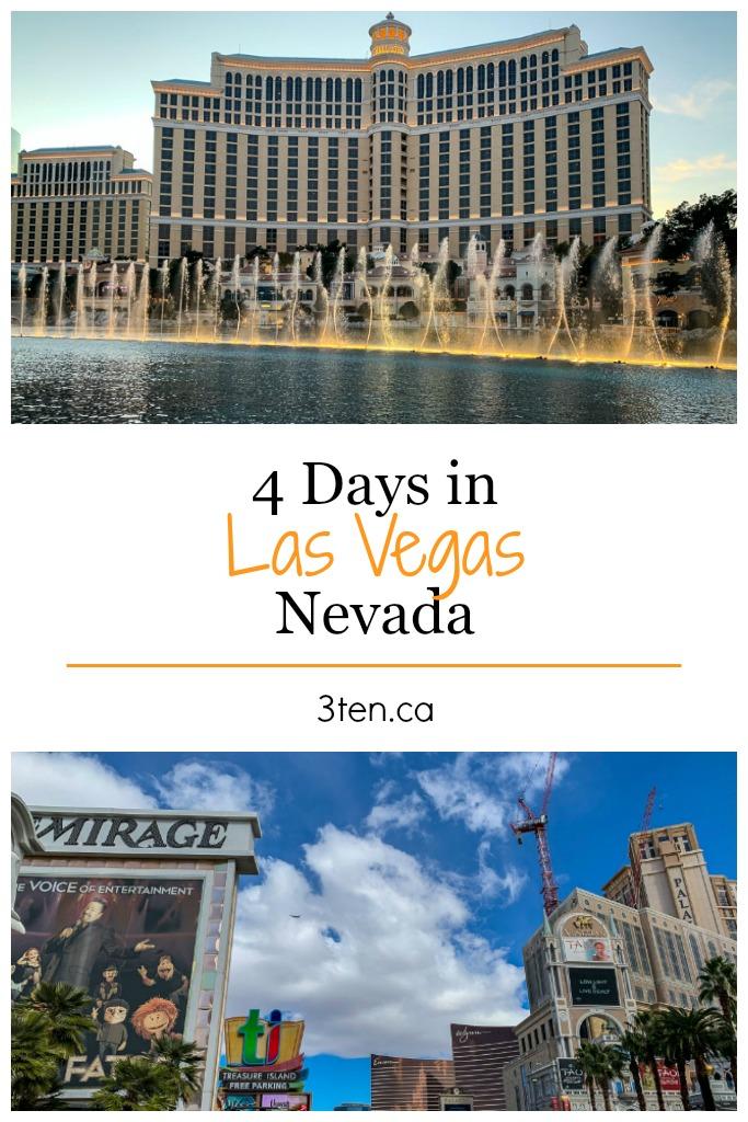 4 Days in Las Vegas: 3ten.ca