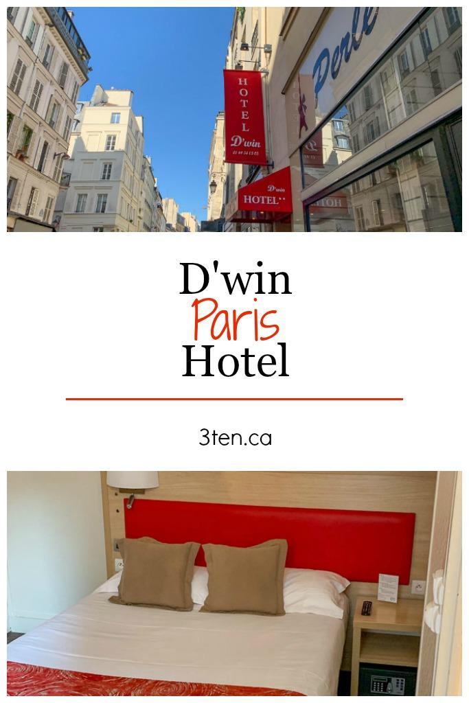D'win Hotel: 3ten.ca
