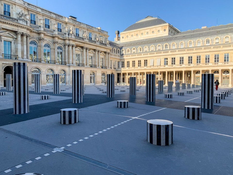 Modern Art in Paris: 3ten.ca