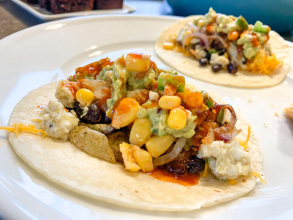 Breakfast Tacos: 3ten.ca