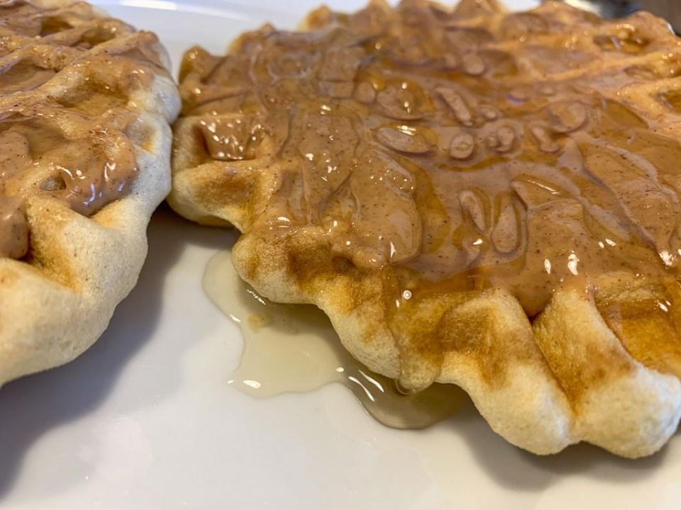 Fluffy Waffles: 3ten.ca