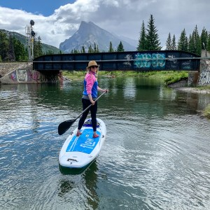 Banff Paddleboarding 2020: 3ten.ca