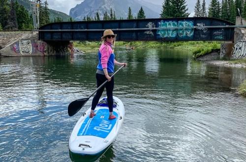 Banff Paddleboarding 2020: 3ten.ca