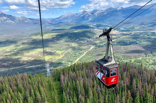 Jasper Sky Tram: 3ten.ca