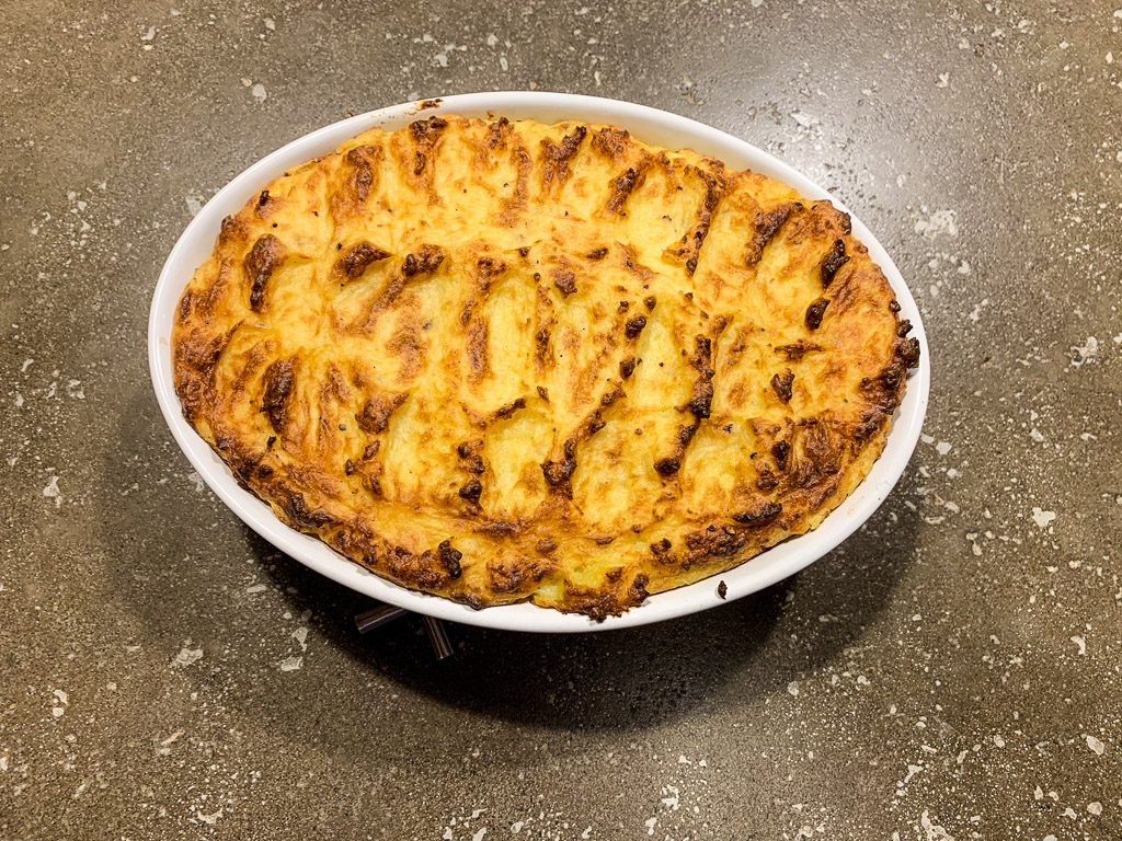 Duchess Potatoes: 3ten.ca