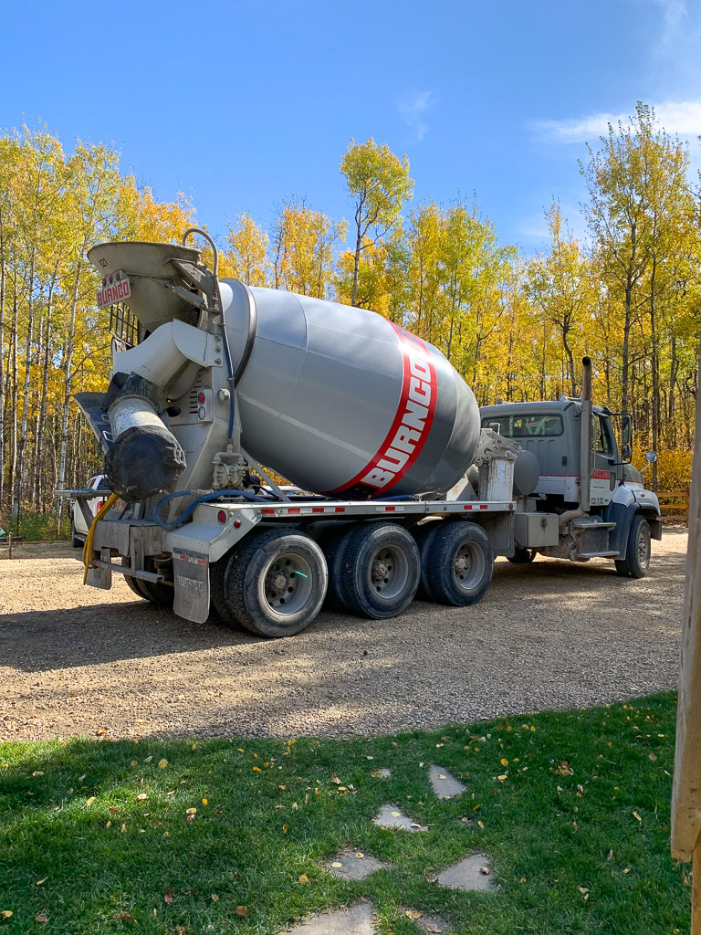Concrete Truck: 3ten.ca