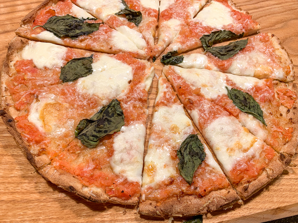 Margherita Pizza: 3ten.ca