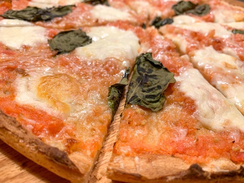 Margherita Pizza: 3ten.ca