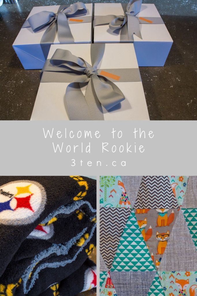 Welcome to the World Rookie: 3ten.ca