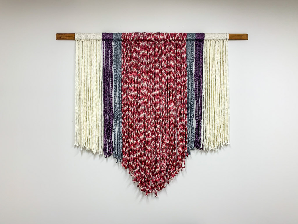 Yarn Wall Hanging : 3ten.ca