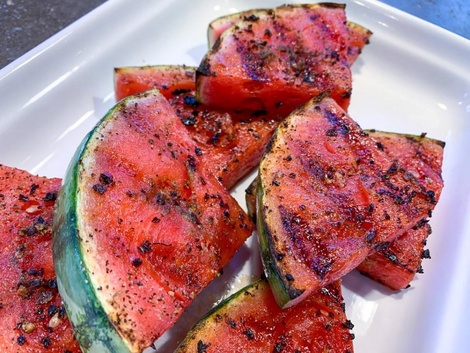Chipotle Grilled Watermelon: 3ten.ca