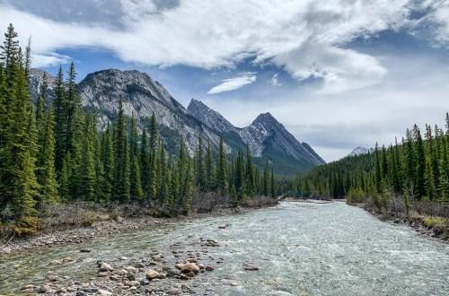 Siffleur Falls Hike: 3ten.ca